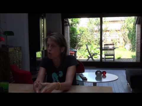 An Lescrauwaet vertelt over de L-day die de lesbiennedagen opvolgde.
